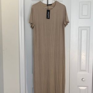 Boohoo T-shirt Dress -BRAND NEW WITH TAGS